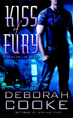 Kiss of Fury by Deborah Cooke