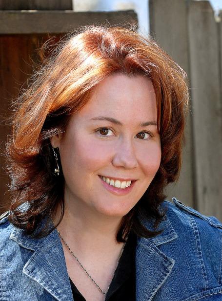 Angie Fox, author photo